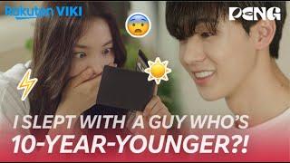 Peng - EP1   He is Too Young For Me!   Korean Drama screenshot 2