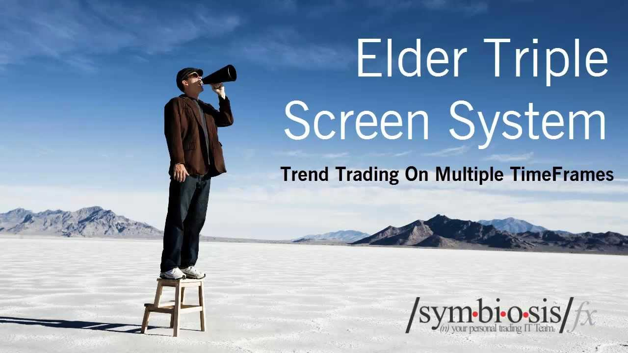 Triple screen trading system elder