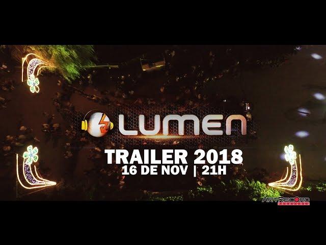 Grupo Lumen - Trailer 2018 | ArtRecord Produções