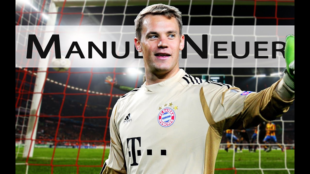 Manuel Neuer World-Best Goalkeeper Great Saves - YouTube
