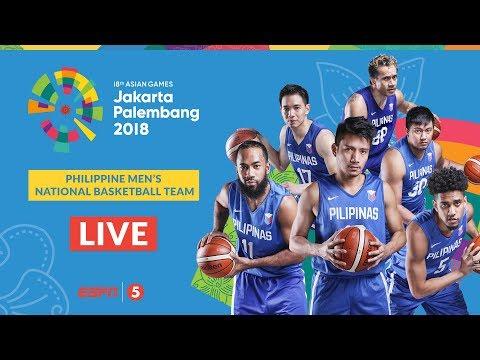 South Korea def. Gilas Pilipinas, 91-82 (REPLAY VIDEO) 2018 Asian Games