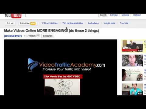 Youtube Trick 237 Remove Related Videos After Your Video Ends