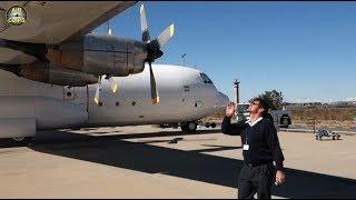 Video Full Lockheed Hercules L100-30 (C-130/L-382G) WALKAROUND tutorial presented Safair! [AirClips] download MP3, 3GP, MP4, WEBM, AVI, FLV Juni 2018