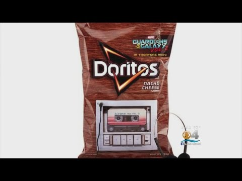 Marvel & Doritos Team Up For 'Guardians Of The Galaxy Vol. 2' Promo