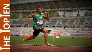 The Top Ten Fastest Man Of All Time (400meters)