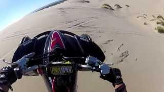 Winchester Bay Oregon Dunes YFZ 450