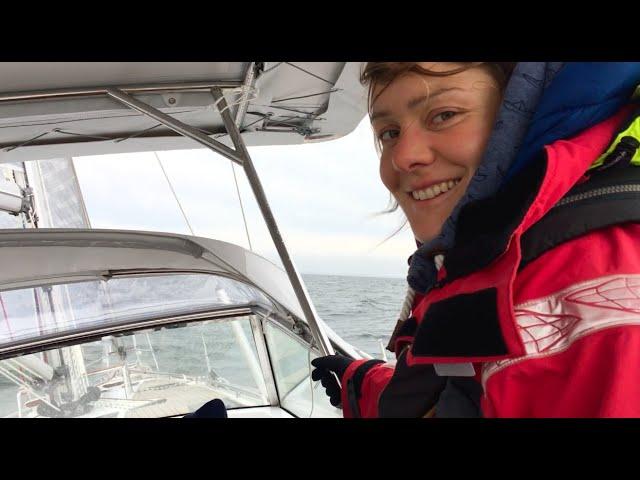 Yachtüberführung: Werftneue  Saare 46 nach Spanien