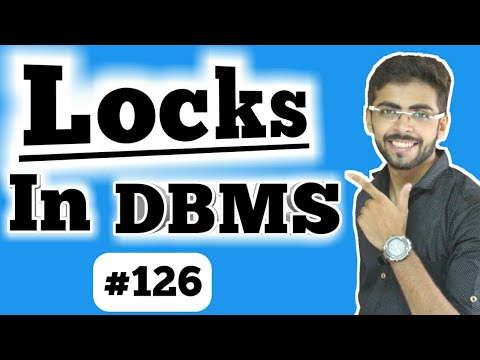 locks in DBMS | dbms locks | Lock Based Protocol DBMS Transa