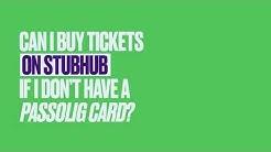 How to buy Passolig tickets on StubHub