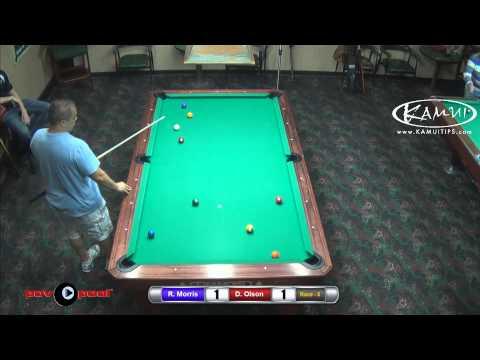 Hard Times 9 Ball - Rodney Morris vs Danny Olsen - March 2015