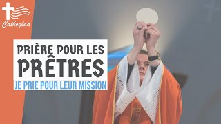 Triduum pour l'Église et les prêtres — Jour 2 : Prier pour la mission des prêtres