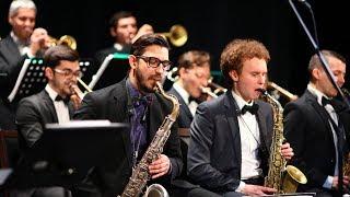 """Jazz Philharmonic Orchestra"" в Ломоносовском ГДК"