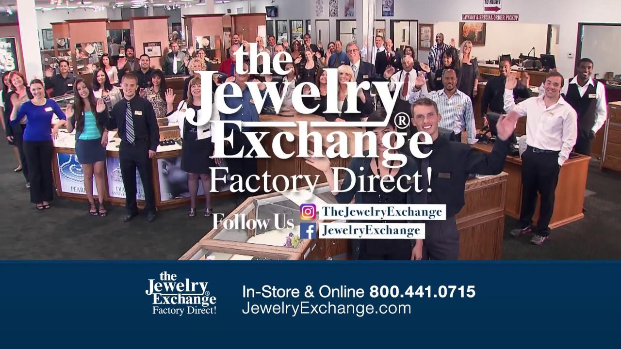 The Jewelry Exchange Diamond Studs Youtube