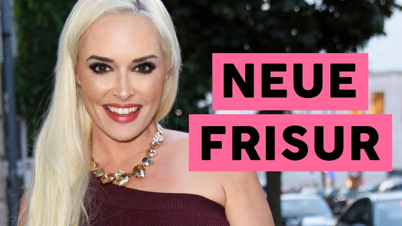 Daniela Katzenberger Zeigt Sich Mit Neuer Frisur