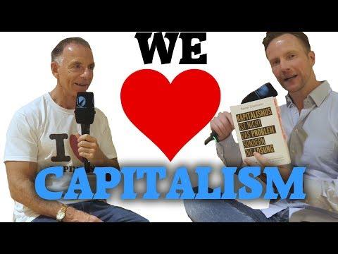 Raubtierkapitalist vs. Sozialist, im Gespräch mit Rainer Zitelmann