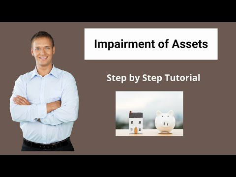 Impairment of Assets   Impact on Financial Statement