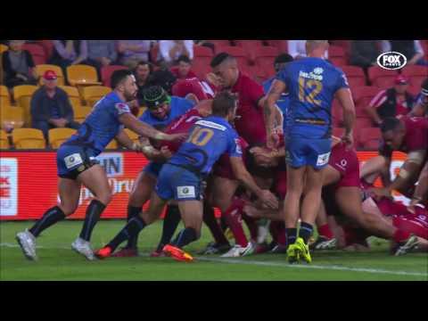 2017 Super Rugby Rd 14 - Reds v Force