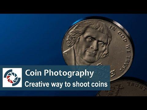 Coin Photography tutorial