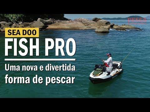 Sea Doo Fish Pro: Uma Nova Era Na Pesca