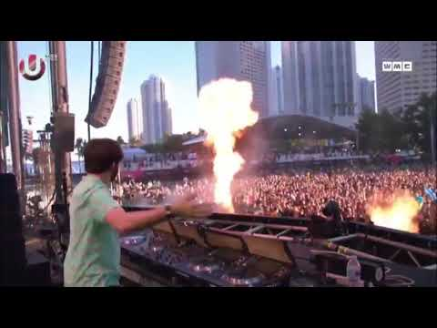 Oliver Heldens at Ultra 2018 Mixers Off