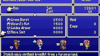 Game Boy Advance Longplay [106] Final Fantasy V Advance (part 3 of 7)
