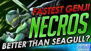 Necros The Genji Ghost-Dashing GOD