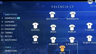 Valencia - Juventus Maç Özeti Highligh HD 19.09.2018