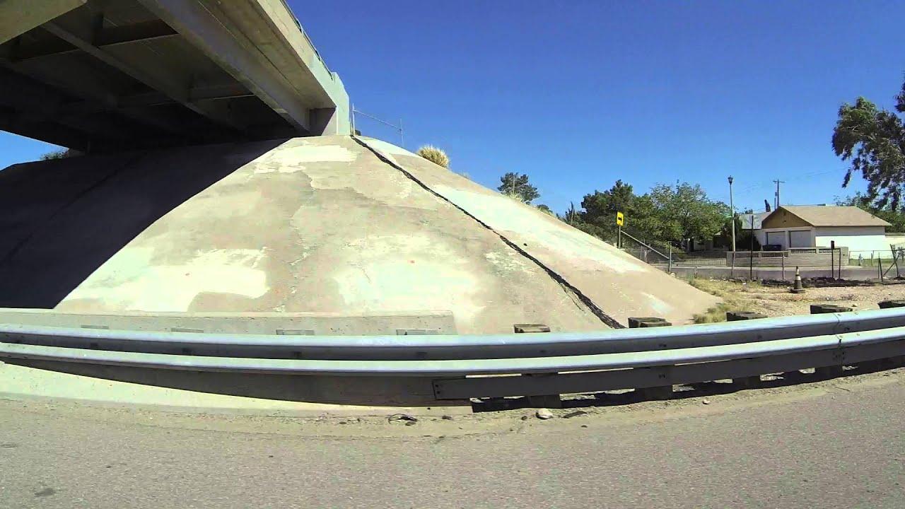 drive from walmart to 222 south freewayi 10 days inn tucson arizona 22 march 2016 gopr0576