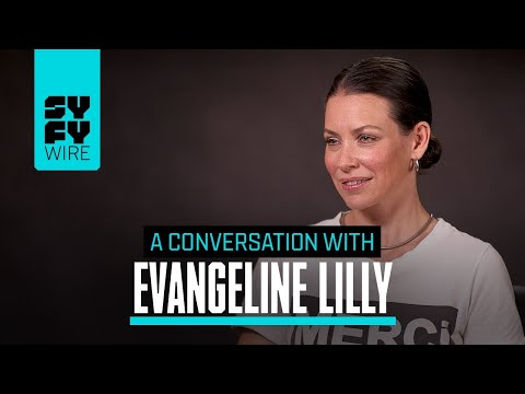 Evangeline Lilly On The Moment That Changed Everything For Her | SYFY WIRE