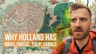 How the Dutch Beat the Ocean | Why Amsterdam Has Canals