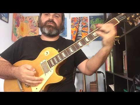 Let's talk about Led Zeppelin technique and Les Pauls ( Up for 24 hours)