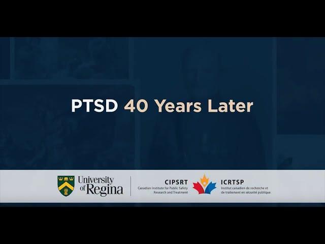 Posttraumatic Stress Disorder (PTSD) 40th Anniversary