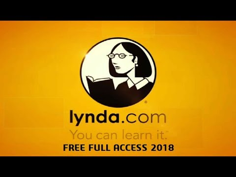 Lynda.com 100% verified Full Access For Free | 2018