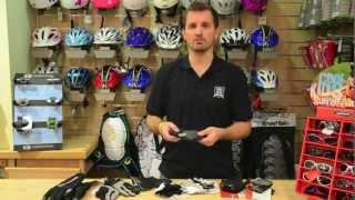 Jak vybrat cyklistické rukavice