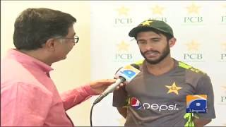 Pakistani Cricketers Exclusive Talk with Geo News