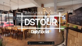 Menikmati Nuansa Bhinneka Tunggal Ika di Kantor Bhinneka | DStour #23