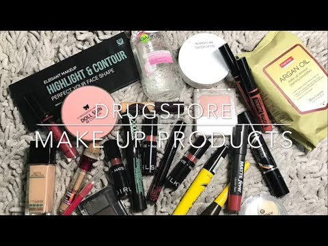 MY DRUGSTORE MAKEUP PRODUCTS (MALAYSIA) 2017