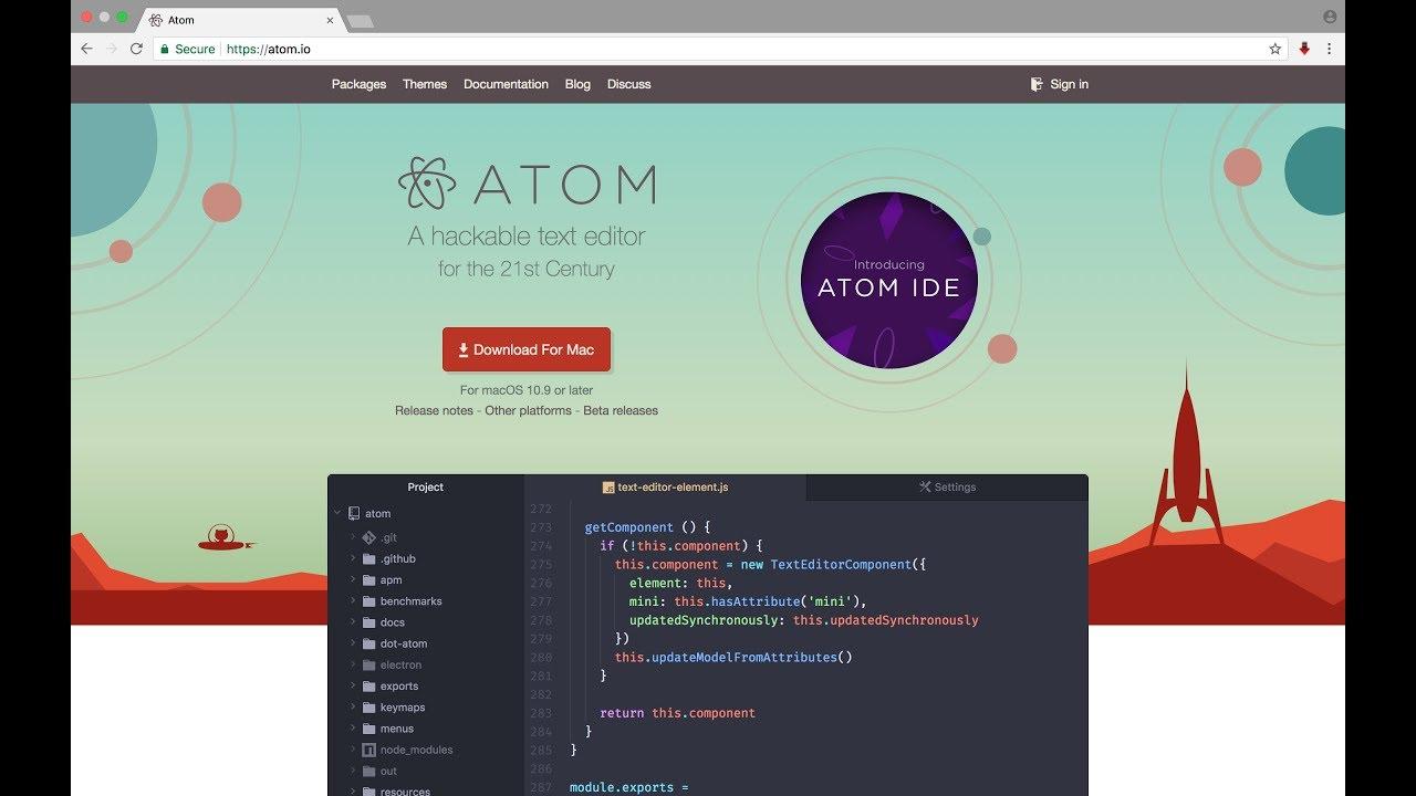Setting up a Python Development Environment in Atom Editor
