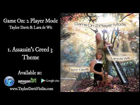 New Album!! Game On: 2 Player Mode - Taylor Davis and Lara de Wit