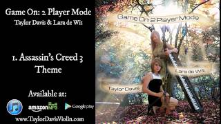 Repeat youtube video New Album!! Game On: 2 Player Mode - Taylor Davis and Lara de Wit