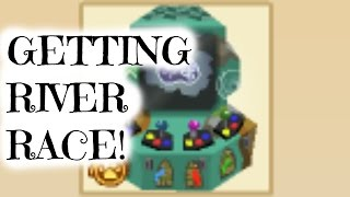 Getting River Race! - Animal Jam!!