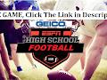 Williamsburg vs Western Dubuque High School Football 2019 (Live Stream)