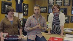Brandon Heath - Christmas Is Here - Viynl Video