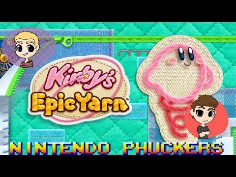 Kirby's Epic Yarn - Kicking Some Meta Knight Ass (Part 19) - Nintendo Phuckers