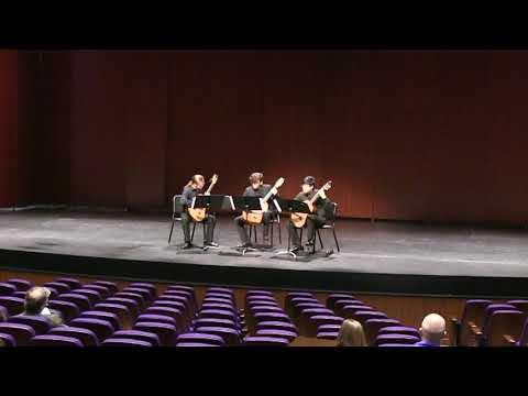 Texas Guitar Conference 2019 Bellaire HS Trio