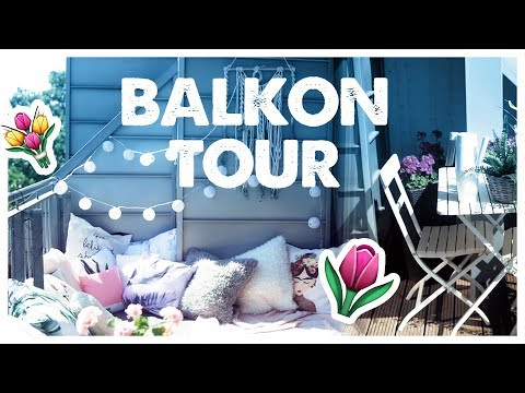 balkon-tour-i-deko-ideen-&-tipps-tumblr-&-pinterest-inspiriert-i-vlog