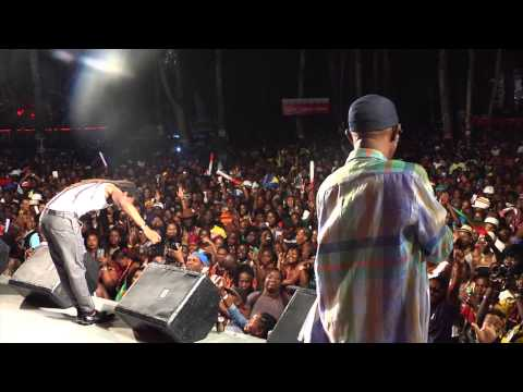 JAH CURE FROM GUYANA TO BARBADOS