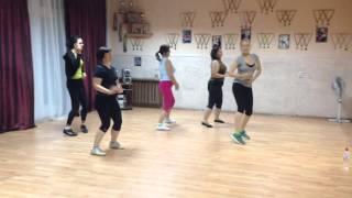 Танцевальное похудение(Сальса)