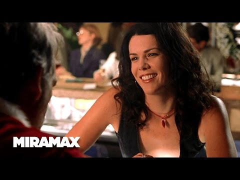 Bad Santa  'F*** Me Santa' HD  Lauren Graham, Billy Bob Thornton  MIRAMAX