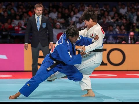 TOP 10 IPPONS - #JudoWorlds Team Event